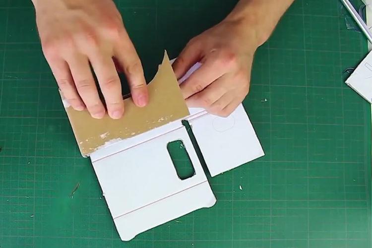 Fabriquer casque réalité virtuelle carton Cardboard Google