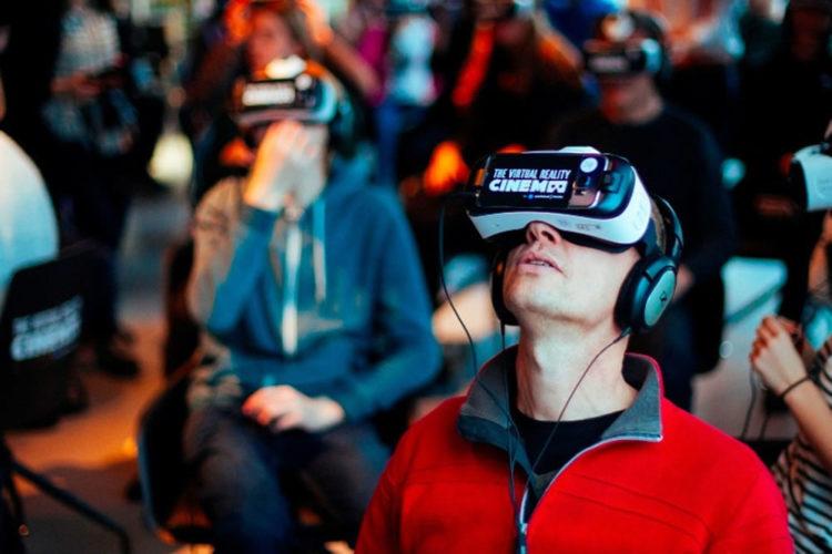Forum des images Paris films réalité virtuelle Les rendez-vous de la VR