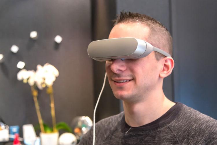 HTC nouveau casque réalité virtuelle