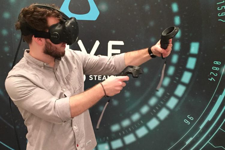 HTC nouveau casque VR mobile