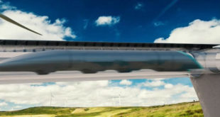 Hyperloop réalité virtuelle train futur