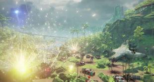 Landfall jeu Oculus Rift multi-joueurs réalité virtuelle