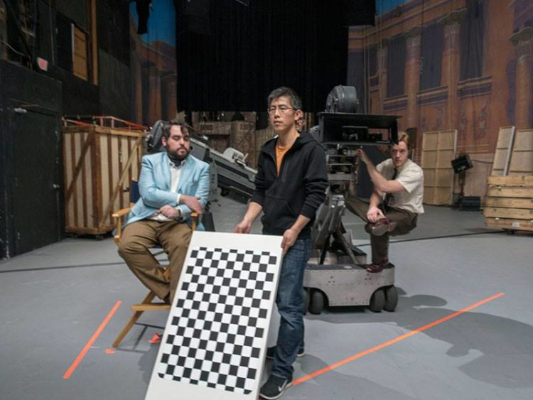 Lytro Within levée de fonds camera cinéma contenu VR studio montage