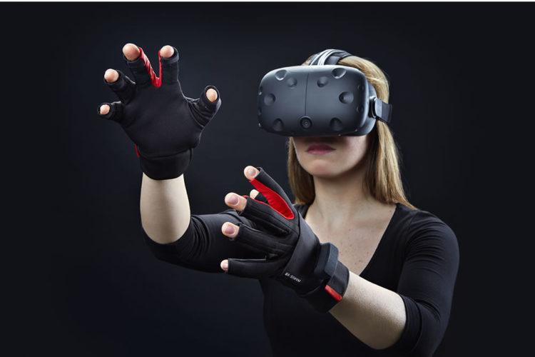 Manus VR gants pour la réalité virtuelle