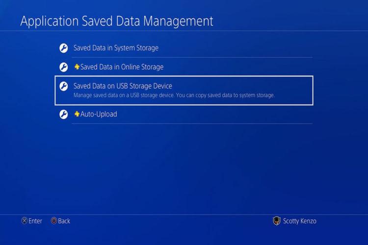 Mise à jour 4.50 PS4 PlayStation 4