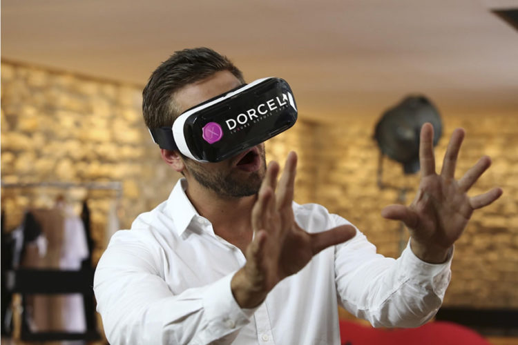 Plaisir excitation désir réalité virtuelle VR