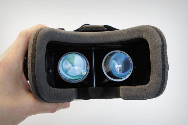 Problème vue vision casque VR réalité virtuelle lunettes