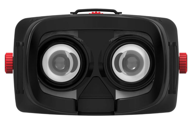 Problème vue vision hypermétrope prebyte astigmate myope casque réalité virtuelle
