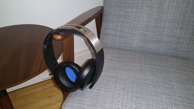 Platinum wireless headset 7.1 3D stereo surround