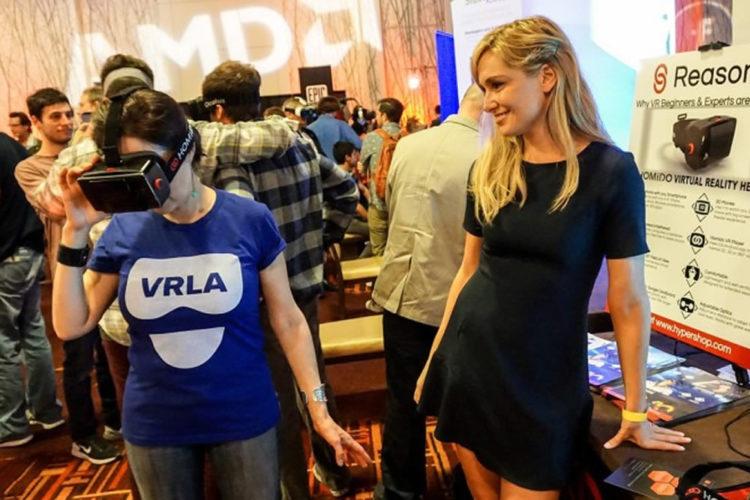 Publicité en VR