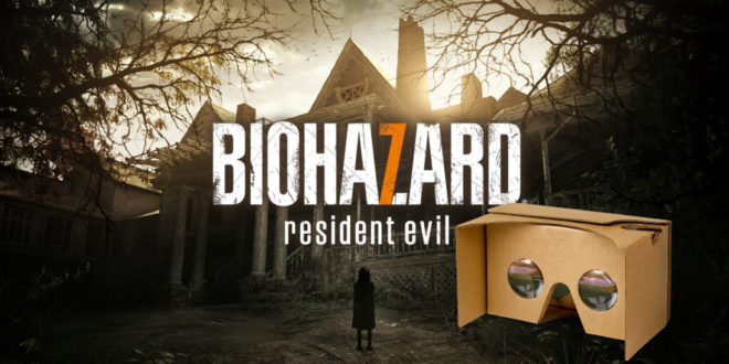 resident evil 7 vr google cardboard tridef trinus moonlight