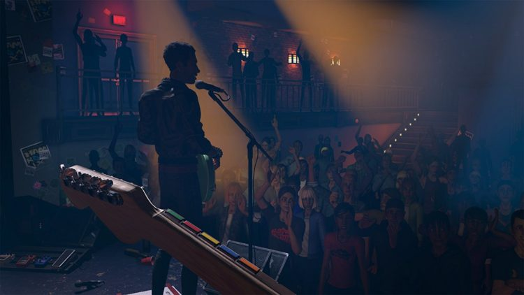 Rock Band VR : devenez vraiment une rockstar