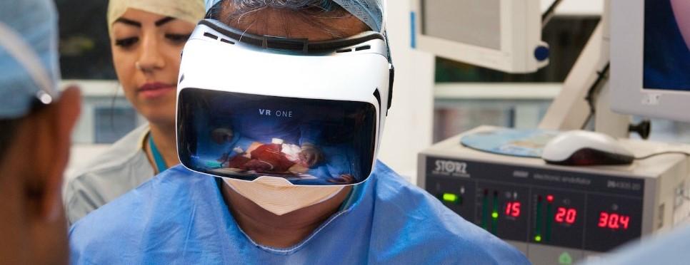 santé vr réalité virtuelle