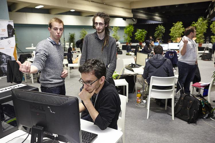 Laval Virtual compétition étudiant projet