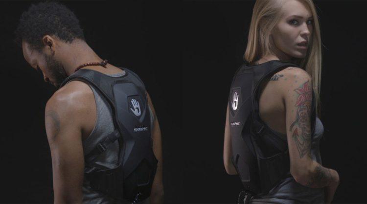 Subpac M2 test unboxing prix design caractéristiques ergonomie autonomie