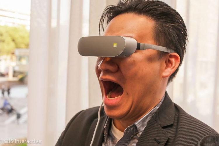 terreur frayeur epouvante peur réalité virtuelle VR