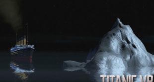 Titanic VR jeu réalité virtuelle