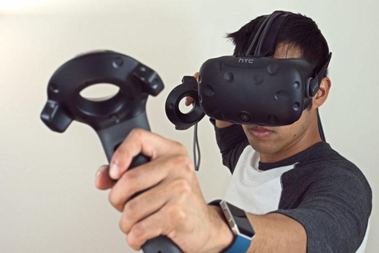 Valve annonce 3 jeux développés pour la réalité virtuelle
