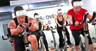 vr fitness réalité virtuelle salle de sport