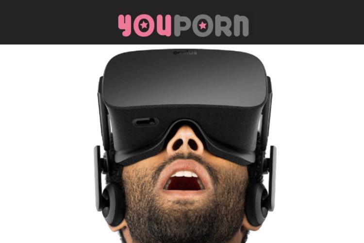 Youporn en VR réalité virtuelle films porno X gratuits