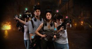 Zero Latency jeu multi-joueurs réalité virtuelle expérience VR