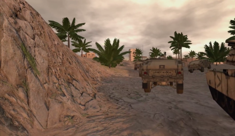 Onward VR test conclusion guerre