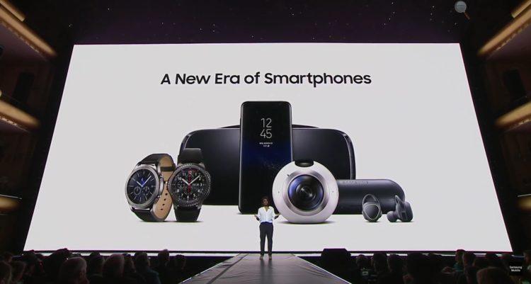 En fuite depuis quelques semaines, le nouveau fleuron de Samsung Mobile, le Galaxy S8 vient d'être officialisé par la marque coréenne, aux côtés d'une version mise à jour du Gear VR et d'une nouvelle caméra Gear 360.