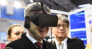 Jean-Luc Mélenchon défenseur des jeux vidéos