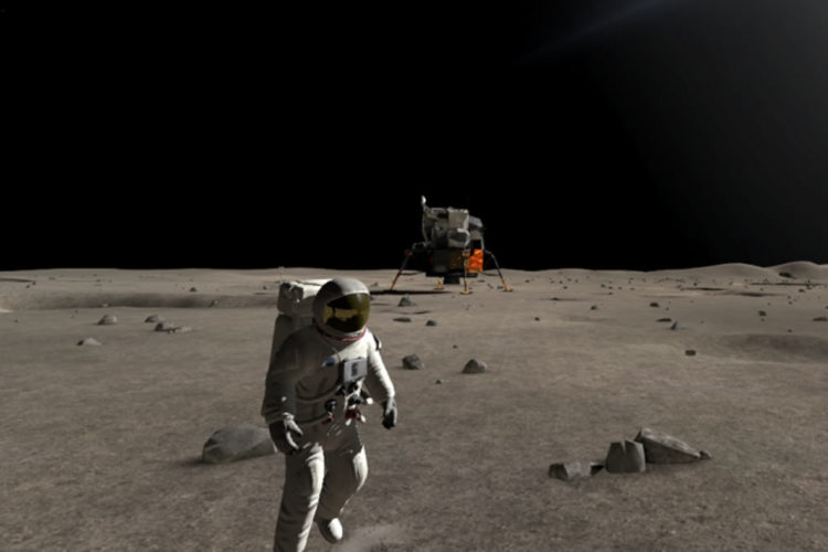 Apollo 11 VR PlayStation VR