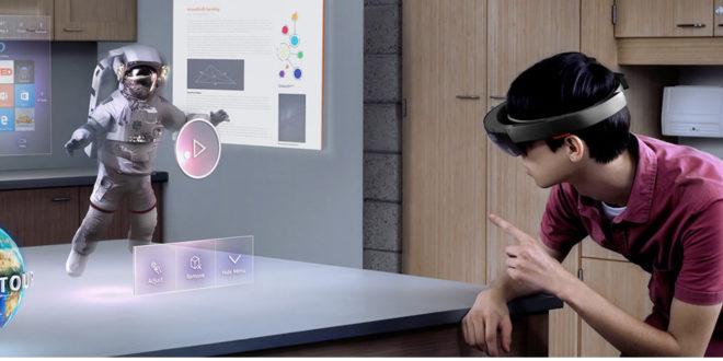 Apple technologie de réalité augmentée