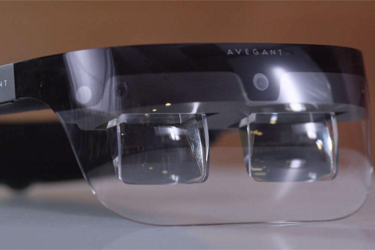 Avegant meilleure technologie réalité augmentée que Hololens