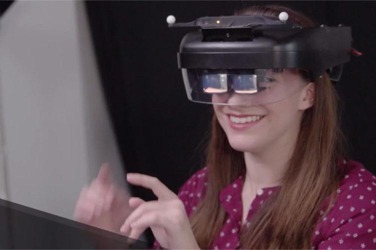 Avegant réalité augmentée