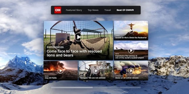 CNN VR
