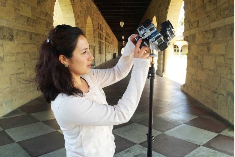 Comment faire un bon film à 360 degrés