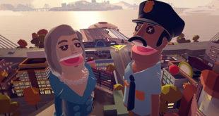 Giant Cop jeu Oculus Rift réalité virtuelle