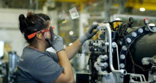 Google Glass usines montage