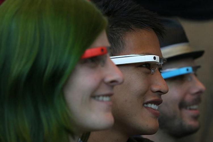 Google Glass auprès des industriels