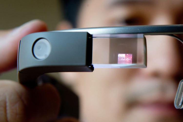 Google Glass dans les usines