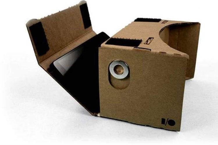 Meilleures app réalité virtuelle VR cardboard