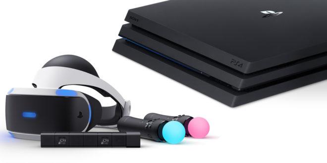 Meilleurs jeux PS VR sur PlayStation 4 Pro