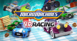 micro machines vr racing samsung gear vr