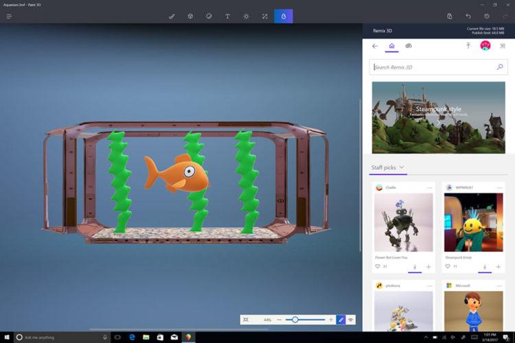 Mise à jour Windows 10 Creators Update compatibilité casques réalité virtuelle lunettes réalité augmentée