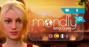 mondly learn languages vr éducation samsung gear vr