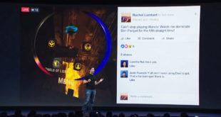 samsung gear vr facebook livestreaming