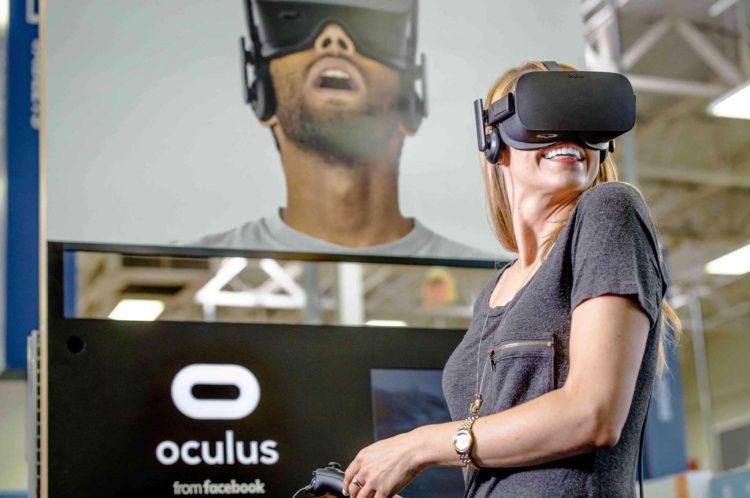 Oculus rift prix promo réduction