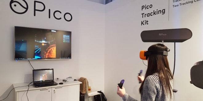 Pico Neo Laval Virtual casque autonome PC android test prise en main a