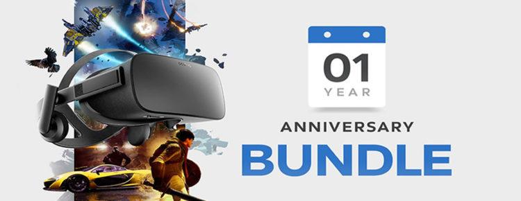 Promotions jeux Oculus Rift mars avril 2017