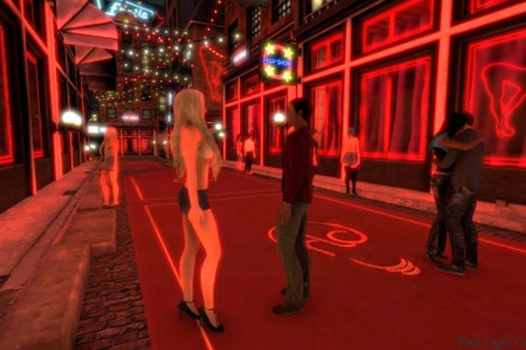 Relations sexuelles virtuelles réelles fin disparition