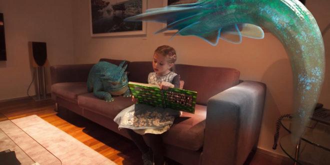 Strange Beasts court métrage réalité augmentée