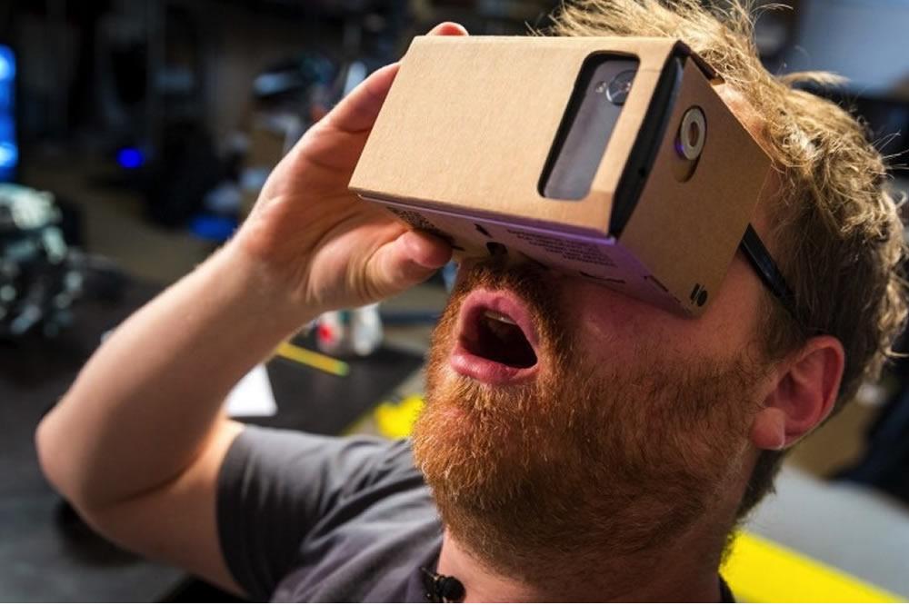 Top applications réalité virtuelle VR Android